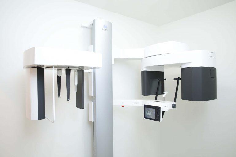 CTによる気道の「見える化」で治療経過を確認