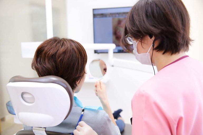 予防歯科で、老後まで自分の歯を保つ